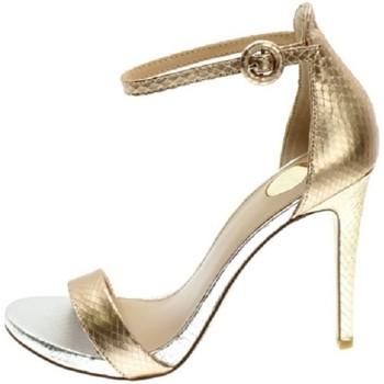 Scarpe Donna Sandali Exé Shoes Exe' SILVIA-750 Sandalo Donna CHAMPAGNE/SILVER/GOLD CHAMPAGNE/SILVER/GOLD