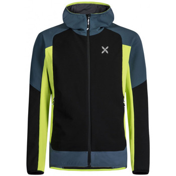 Abbigliamento Uomo Giacche sportive Montura Giacca Premium Wind Uomo Blu Blu