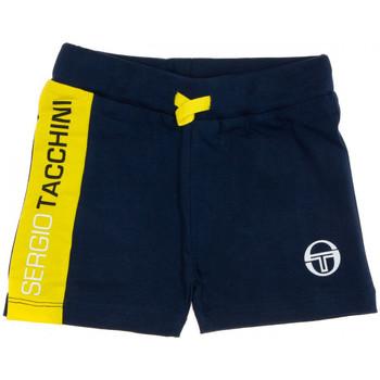Abbigliamento Uomo Shorts / Bermuda Sergio Tacchini 3076PF0051 Blu