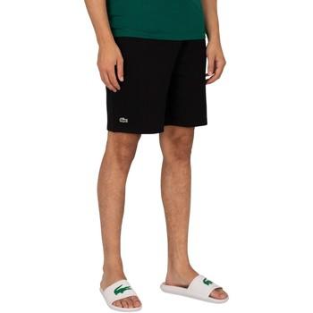 Abbigliamento Uomo Shorts / Bermuda Lacoste Pantaloncini con logo nero