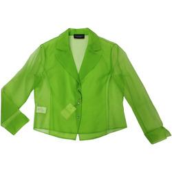Abbigliamento Donna Camicie Anteprima By Diana Gallesi ATRMPN-28468 Verde