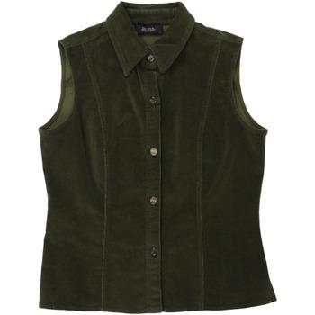 Abbigliamento Donna Camicie Diana Gallesi ATRMPN-28469 Verde