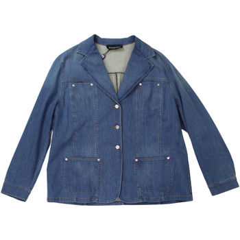 Abbigliamento Donna Giacche / Blazer Elena Miro' ATRMPN-28474 Blu