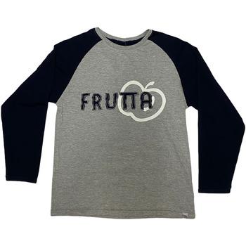 Abbigliamento Uomo Felpe Frutta ATRMPN-28476 Grigio