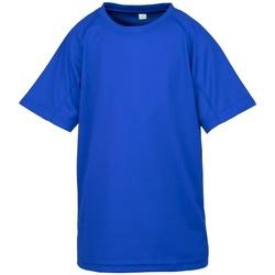 Abbigliamento Bambino T-shirt maniche corte Spiro S287J Blu reale