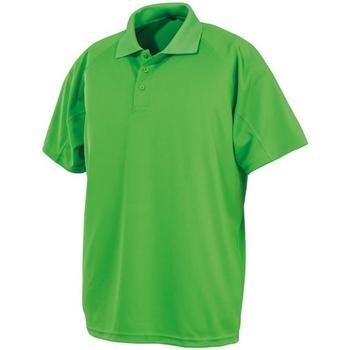 Abbigliamento Uomo Polo maniche corte Spiro S288X Lime