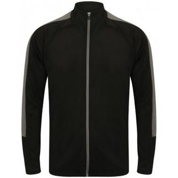 Abbigliamento Uomo Giacche sportive Finden & Hales LV871 Nero