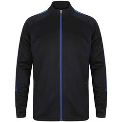 Abbigliamento Uomo Giacche sportive Finden & Hales LV871 Blu