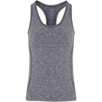 Abbigliamento Donna Top / T-shirt senza maniche Tridri TR209 Carbone