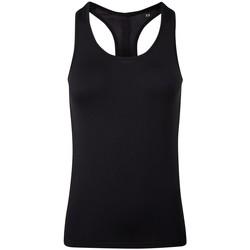 Abbigliamento Donna Top / T-shirt senza maniche Tridri TR209 Nero