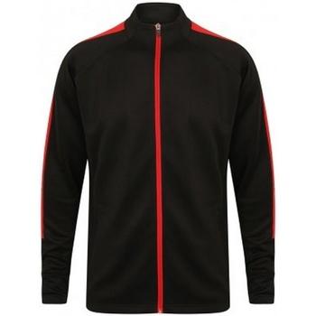 Abbigliamento Bambino Giacche sportive Finden & Hales LV873 Nero/Rosso
