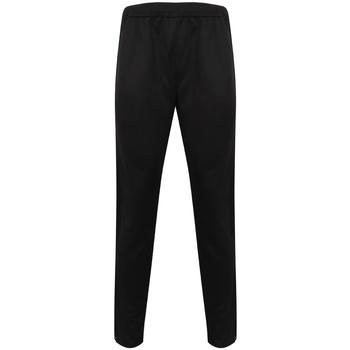 Abbigliamento Uomo Pantaloni da tuta Finden & Hales LV881 Nero/Nero