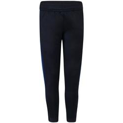 Abbigliamento Bambino Pantaloni da tuta Finden & Hales LV883 Blu/Blu reale