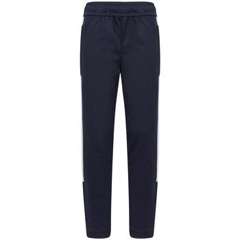 Abbigliamento Bambino Pantaloni da tuta Finden & Hales LV883 Blu navy/Bianco