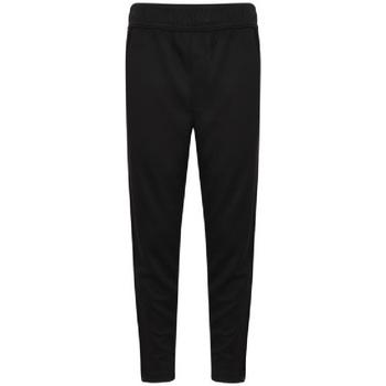 Abbigliamento Bambino Pantaloni da tuta Finden & Hales  Nero/Bianco