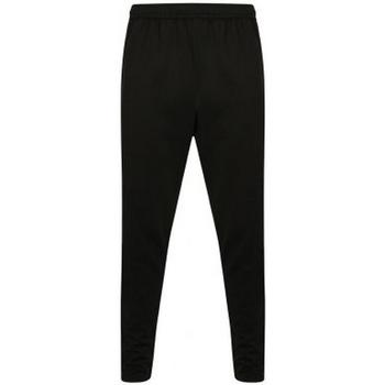 Abbigliamento Uomo Pantaloni da tuta Finden & Hales  Nero/Grigio metallo