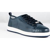 Scarpe Uomo Tennis Galizio Torresi Cervo Soft 418310-B063TEV0 Blue
