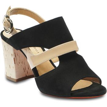 Scarpe Donna Sandali Barbara Bui sandali con tacco da donna in pelle di camoscio nero