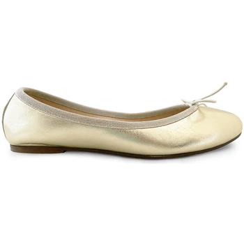 Scarpe Donna Ballerine Ballerette MONTI034-001-050 Oro