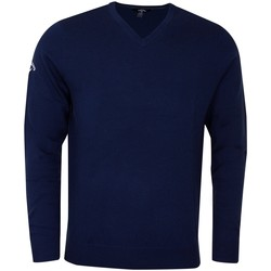 Abbigliamento Uomo Felpe Callaway CW076 Blu Navy