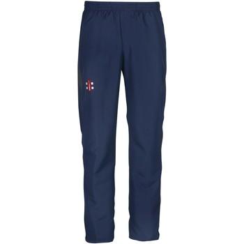 Abbigliamento Pantaloni da tuta Gray-Nicolls GN031 Blu navy