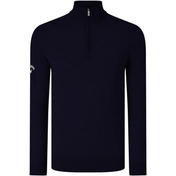 Abbigliamento Uomo Felpe Callaway CW075 Blu Navy