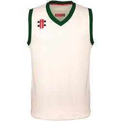 Abbigliamento Unisex bambino Top / T-shirt senza maniche Gray-Nicolls GN28J Verde