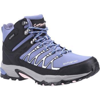 Scarpe Donna Trekking Cotswold  Azzurro