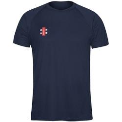 Abbigliamento Uomo T-shirt maniche corte Gray-Nicolls GN005 Blu navy