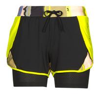 Abbigliamento Donna Shorts / Bermuda Only Play ONPARI Giallo / Nero