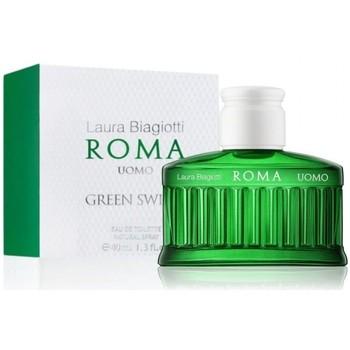 Bellezza Uomo Eau de toilette Laura Biagiotti Roma Uomo Green Swing  40 ml