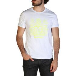 Abbigliamento Uomo T-shirt maniche corte Aquascutum - qmt019m0 Bianco