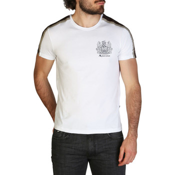 Abbigliamento Uomo T-shirt maniche corte Aquascutum - qmt017m0 Bianco