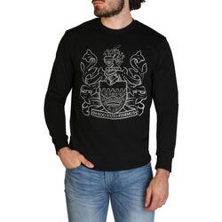 Abbigliamento Uomo Felpe Aquascutum - fai001 Nero