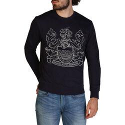 Abbigliamento Uomo Felpe Aquascutum - fai001 Blu