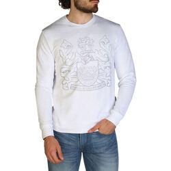 Abbigliamento Uomo Felpe Aquascutum - fai001 Bianco