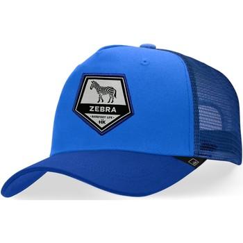 Accessori Cappellini Hanukeii Zebra Blu