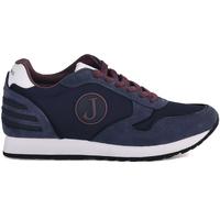 Scarpe Uomo Sneakers basse Jeckerson JFAL024 Blu
