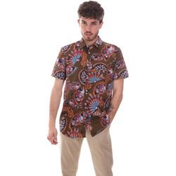 Abbigliamento Uomo Camicie maniche corte Sseinse CE665SS Verde