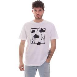 Abbigliamento Uomo T-shirt maniche corte Sseinse TE1818SS Bianco