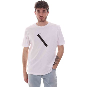Abbigliamento Uomo T-shirt maniche corte Sseinse TE1820SS Bianco