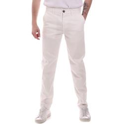 Abbigliamento Uomo Chino Sseinse PSE699SS Bianco