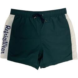 Abbigliamento Uomo Costume / Bermuda da spiaggia Refrigiwear 808491 Verde