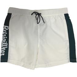 Abbigliamento Uomo Costume / Bermuda da spiaggia Refrigiwear 808491 Bianco