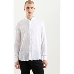 Abbigliamento Uomo Camicie maniche lunghe Refrigiwear RM0C10100LI9110 Bianco