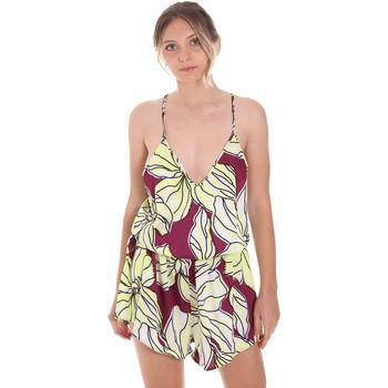 Abbigliamento Donna Tuta jumpsuit / Salopette F * * K  Marrone