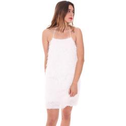 Abbigliamento Donna Abiti corti F * * K  Bianco