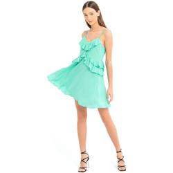 Abbigliamento Donna Abiti corti Fracomina FS21SD1008W42201 Verde