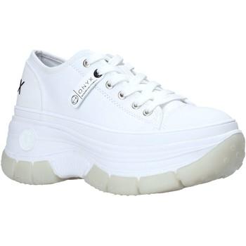 Scarpe Donna Sneakers basse Onyx S21-S00OX010 Bianco