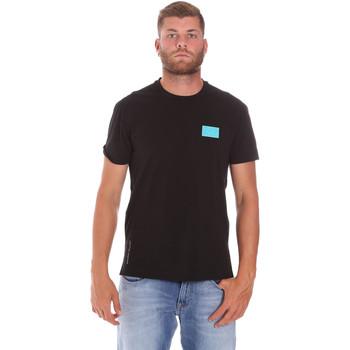 Abbigliamento Uomo T-shirt maniche corte Ea7 Emporio Armani 3KPT50 PJAMZ Nero